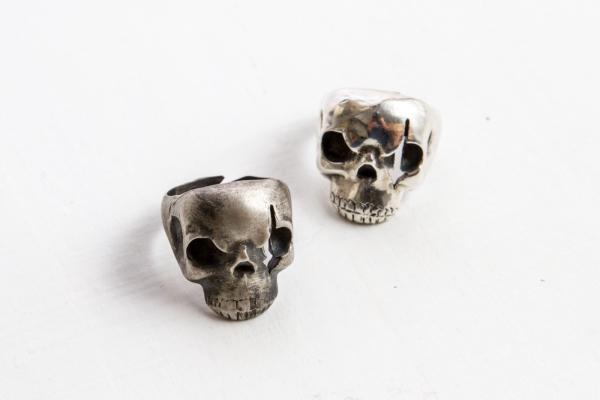 """""""Skull"""" Anello teschio"""