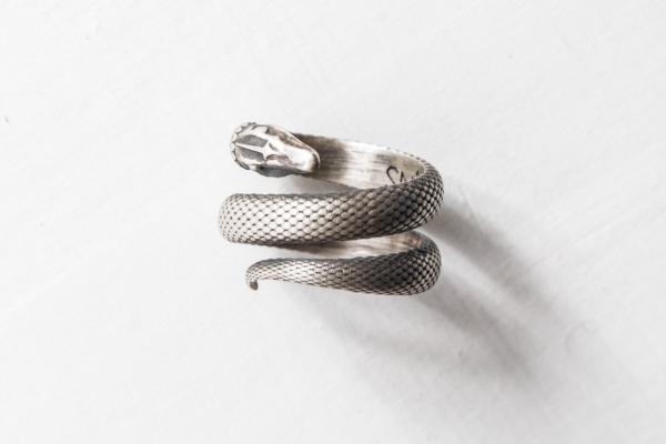"""""""Snake"""" anello serpente"""