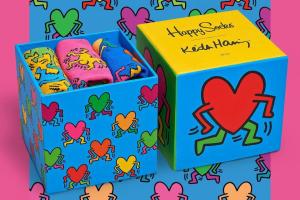 Keith Haring box