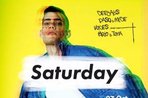 Saturday CIRCUS