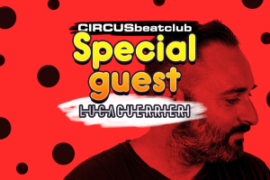 Friday Circus with Luca Guerrieri